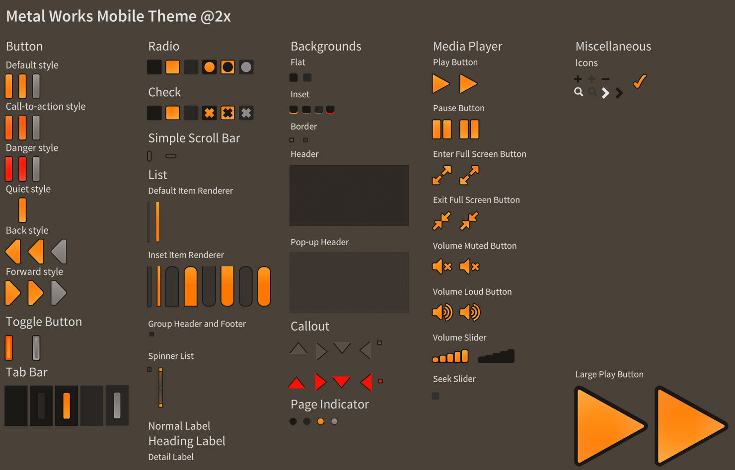 Original design sources for Feathers example themes - Feathers 3.2 ...